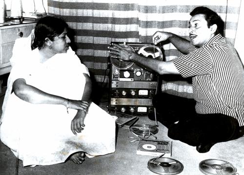 Madan Mohan Lata Mangeshkar