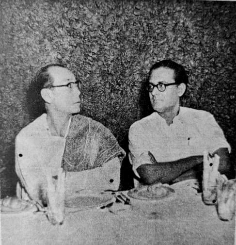 sd burman and hemant kumar 1959