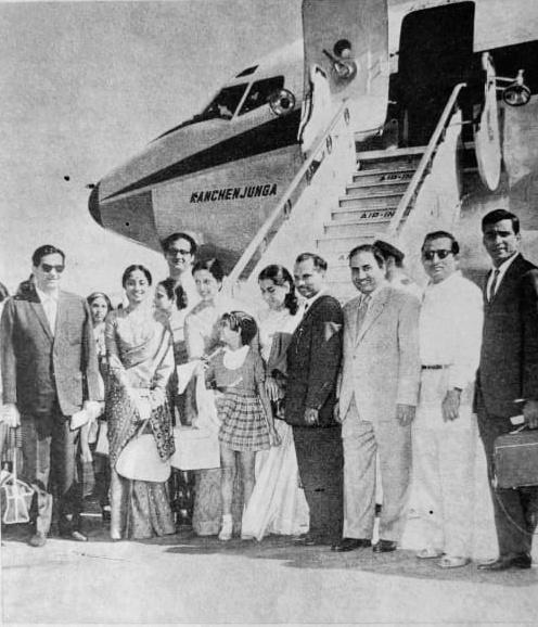 Raj Kapoor Geeta Hemant Leela Naidu2