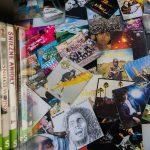 vinyl movie records collection