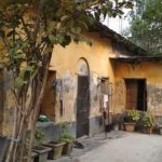 Ritwik Ghatak's ancestral house ate Rajshahi, Bangladesh