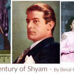 a century of Shyam actor 100 years tribute bimal chadha