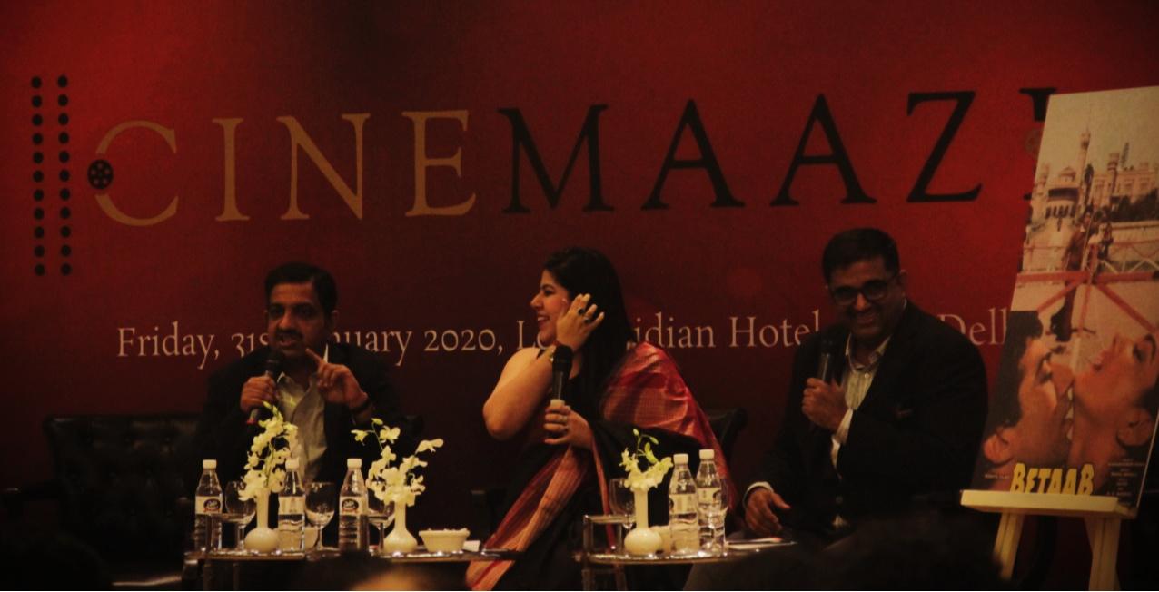 Shankar Iyer, RJ Stutee Ghosh and Archisman Mozumder