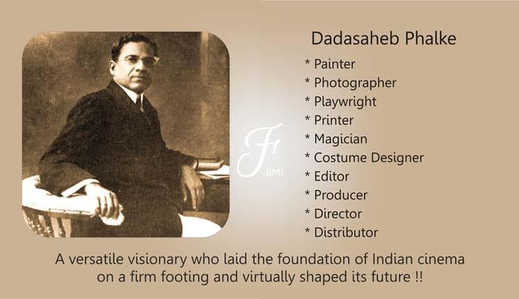 Dada Saheb Phalke filmography