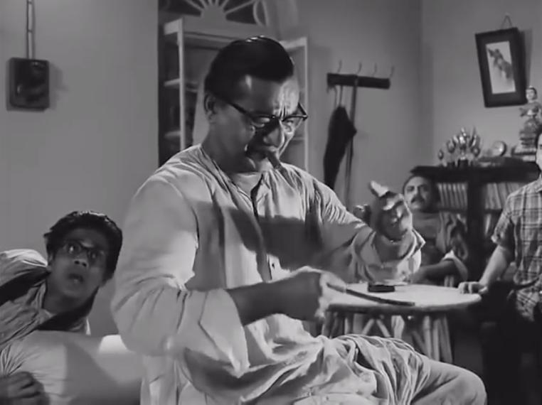Mahapurush by Satyajit Ray