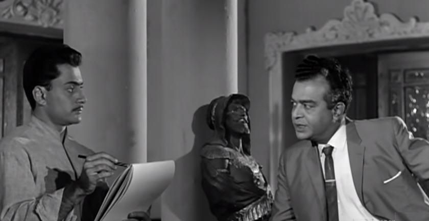 Ajai Sahani and Tarun Bose
