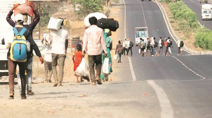 migrant labourers