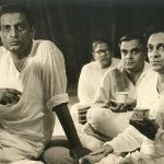 Satyajit Ray with Ravi Shankar