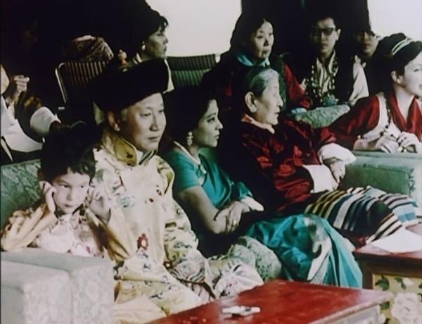 Satyajit Ray's documentary Sikkim