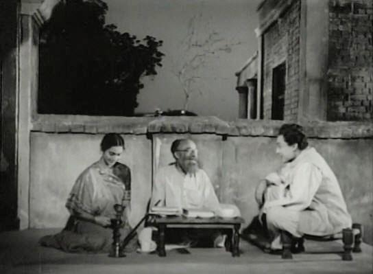 bandini nutan and ashok kumar