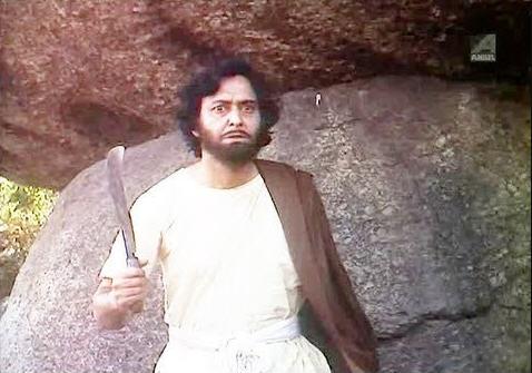 Soumitra Chatterjee in Hirak Rajar Deshe