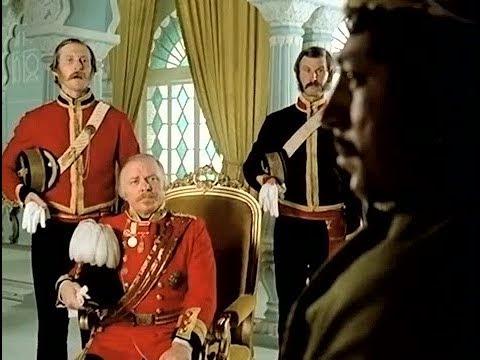 Richard Attenborough as General Outram