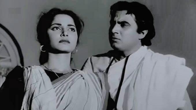 Sahib Bibi Aur Ghulam - waheeda rehman