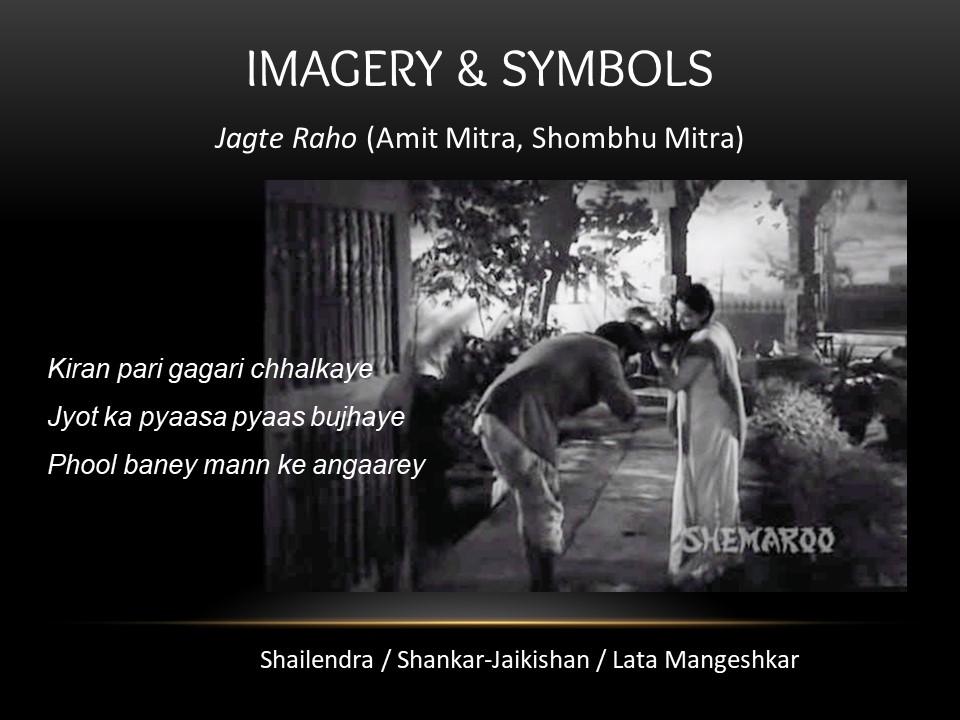 Symbols in Jagte Raho