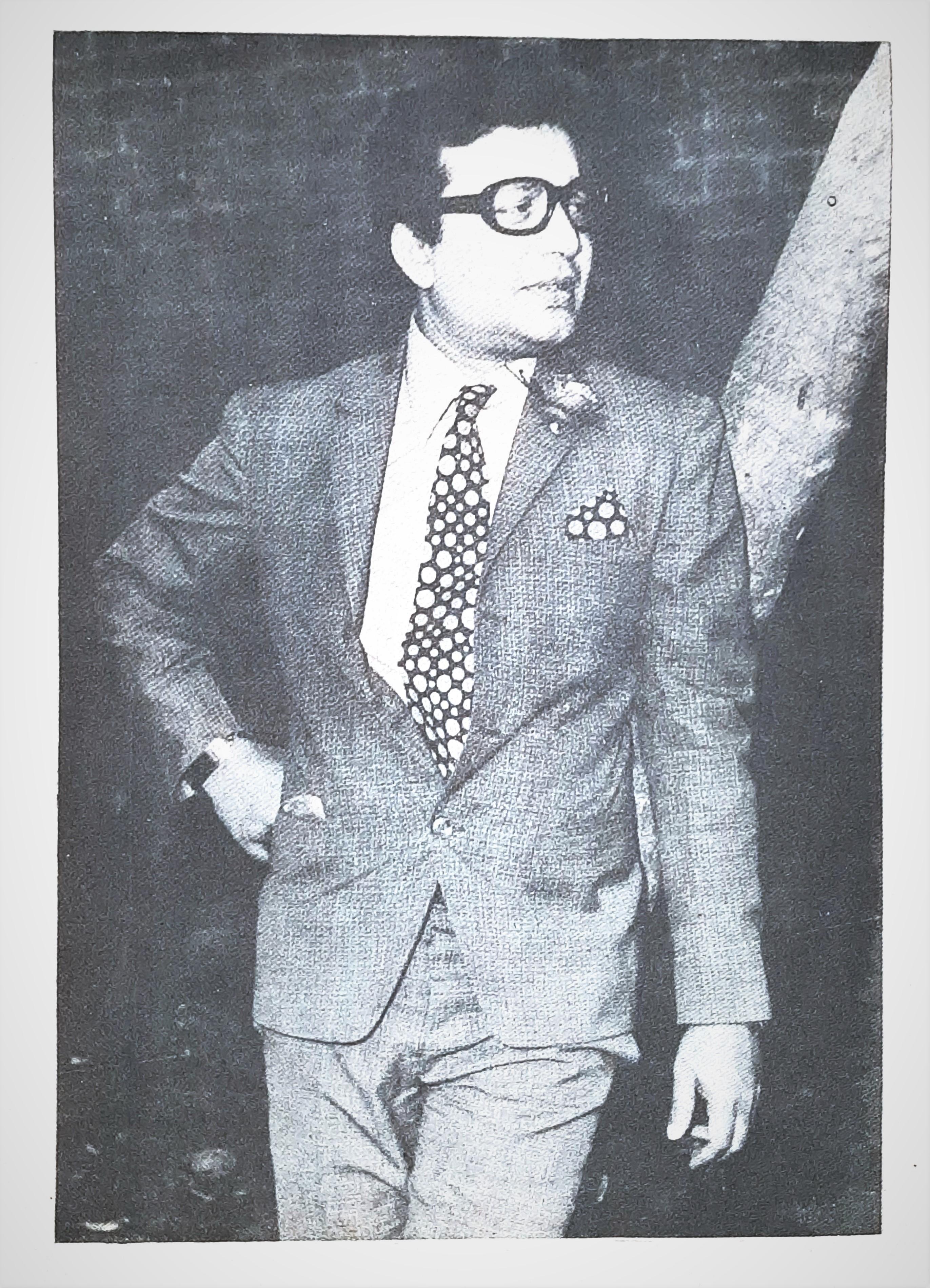 Stylish Uttam Kumar