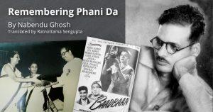 Remembering Phani Majumdar-nabendu-ghosh