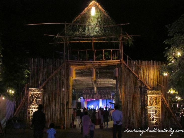 Durga Puja 2013 Mayur Vihar Miloni