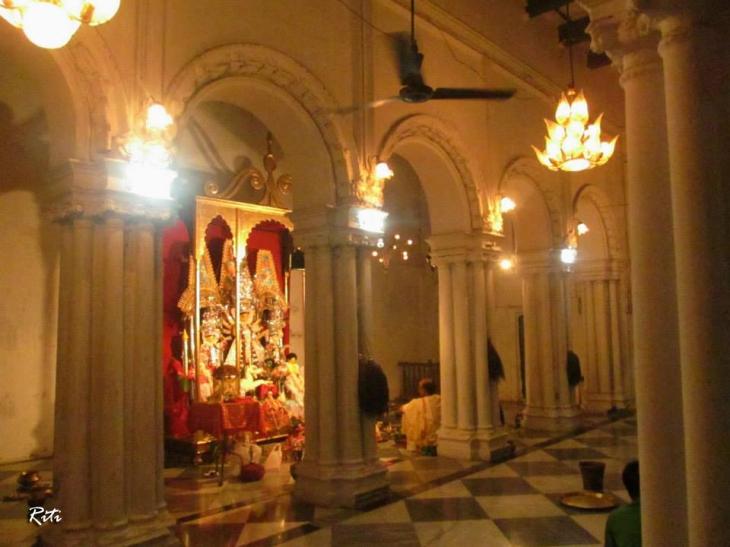 Darjipara Mitra House Durga Puja