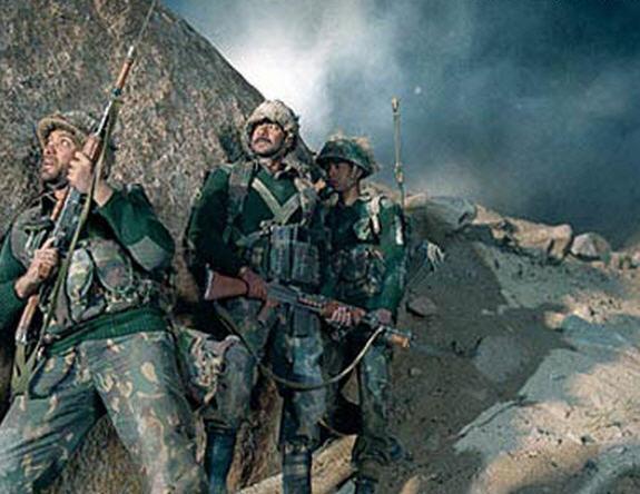 LOC, directed by JP Dutta, is based on the Kargil War