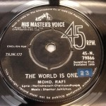 Rafi sings two English songs for a private EP by Shankar Jaikishan with lyrics by Harindranath Chattopadhyaya
