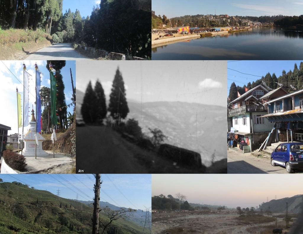 From Mirik  to Siliguri