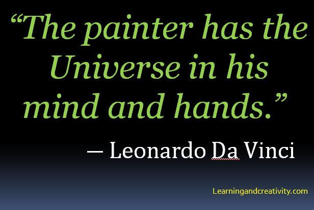 Let kids explore their creative talent