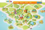 Worldoo is a child-only website where they can explore their creativity