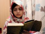 Malala Yousafzai receives International Children's Peace Prize 2013