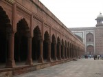 Red Sandstone Edifices