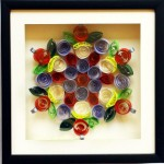 Enticing quilling