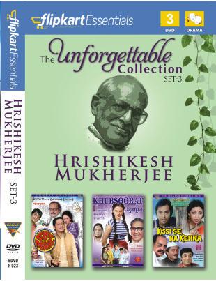Unforgettable Hrishikesh Mukherjee