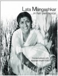 Buy Lata Mangeshkar In Her Own Voice Book from Flipkart or Amazon