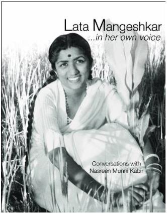 Buy Lata Mangeshkar In Her Own Voice Book from Flipkart or Amazon