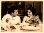 Uttam Kumar and Asha Parekh