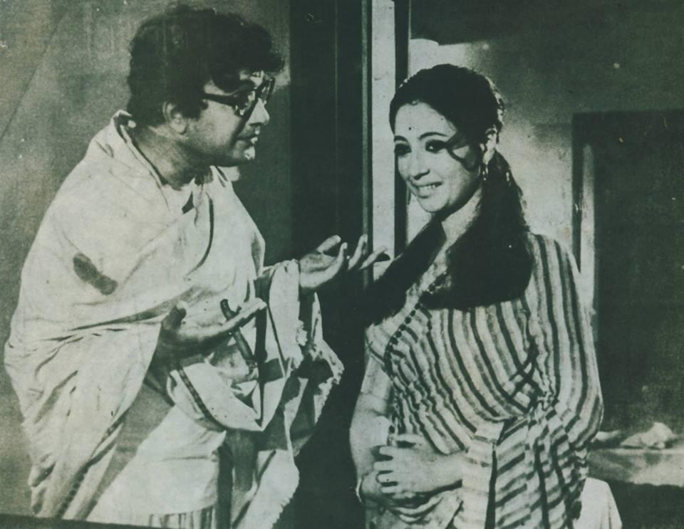 Uttam Kumar and Suchitra Sen in Har Mana Har