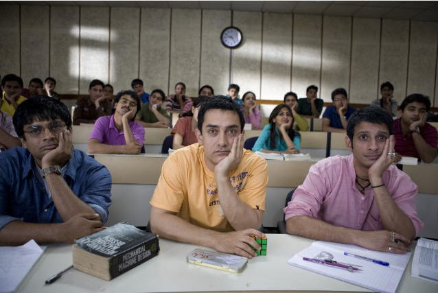 3 Idiots movie still 2
