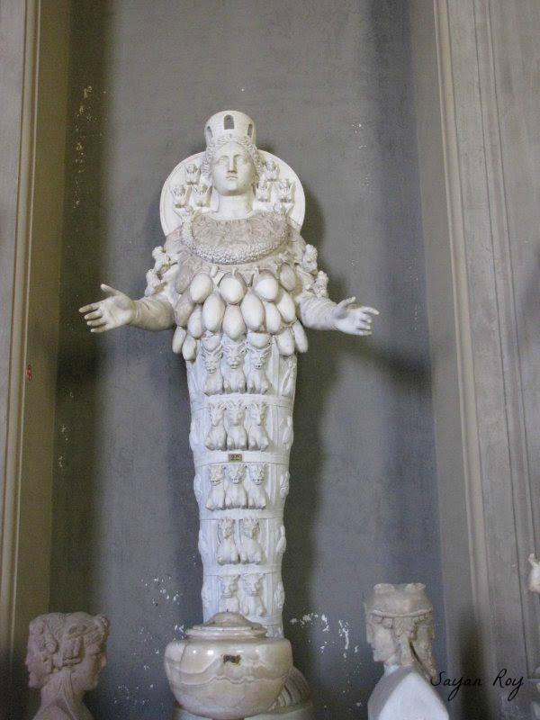 Artemis of Ephesus Statue