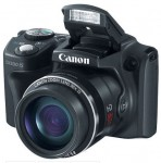 Canon PowerShot SX500 IS Point & Shoot