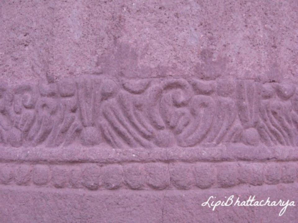 Wall carving - Ajanta Caves