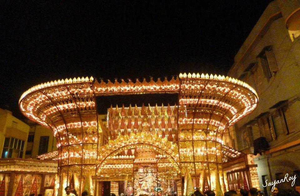 Durga Puja Kolkata
