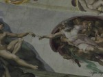 Creation of Adam, St. Peter's Basilica