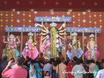 Mela Ground C R Park Durga Puja 2013