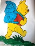Winnie the Pooh Going to School