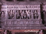 Wall Carvings - Ajanta Caves