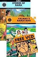Amar Chitra Katha Diwali Pack (With VCD)