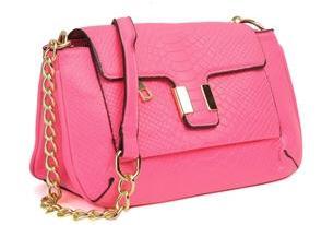 Handbag with 2 Pockets