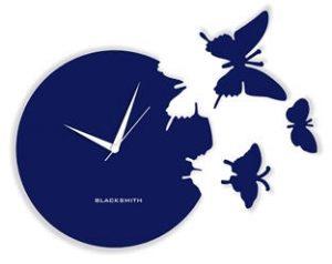 Black Smith Wall Clock