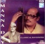 Manna Dey's Favourite Hindi Film Songs