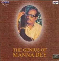 Buy The Genius Of Manna Dey