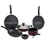 Crystal 6 Pc Large Non-stick Set
